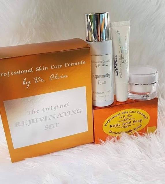 Dr Alvin Rejuvenating Set
