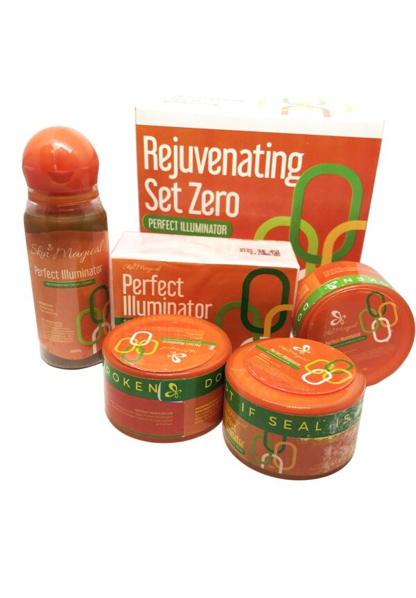 Skin Magical Rejuvenating Set Zero