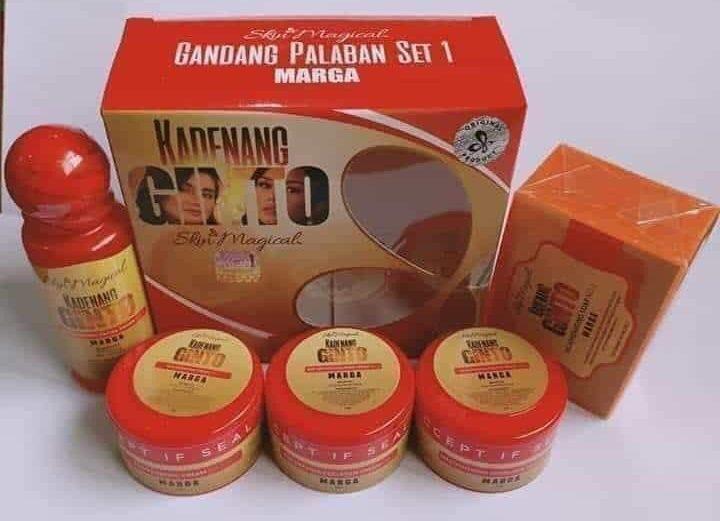 Gandang Palaban Marga Kadenang Ginto set 1