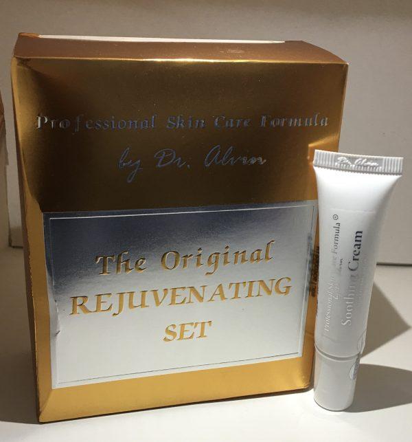 Dr Alvin Rejuvenating Set + Soothing Cream