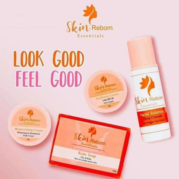 Skin Reborn Rejuvenating Set