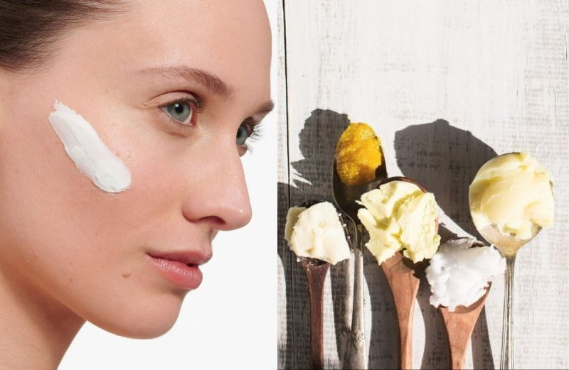 Use Coconut Face Balm