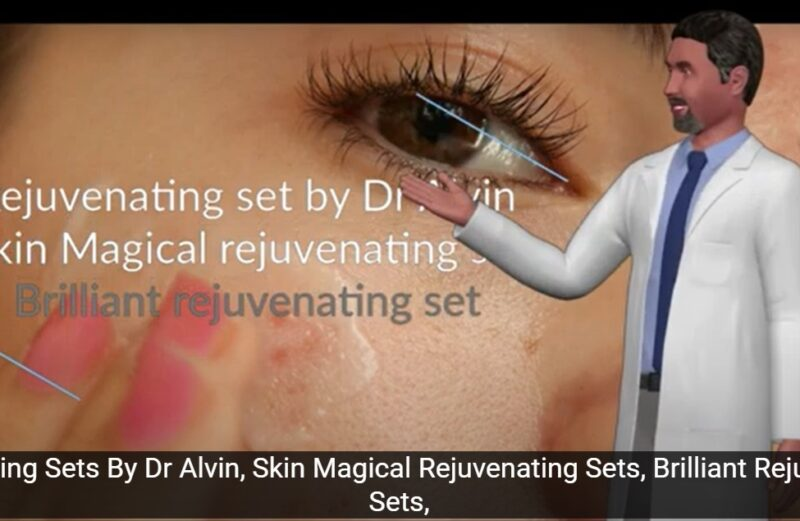 In Video: What is Skin Rejuvenating Set And Tips On Using it?