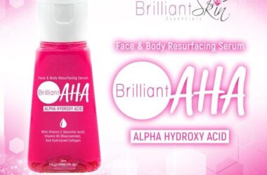 brilliant AHA serum