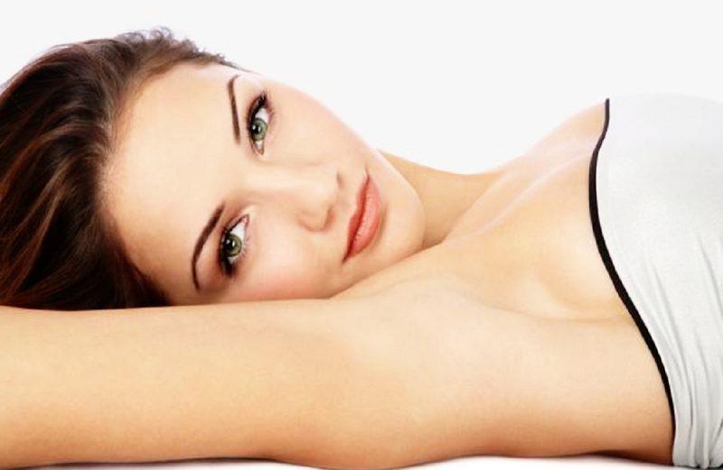 can I use rejuvenating set on underarm