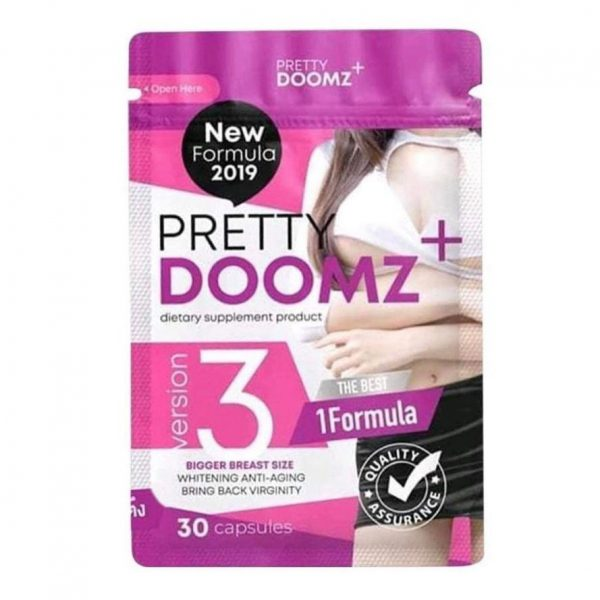 pretty doomz capsules
