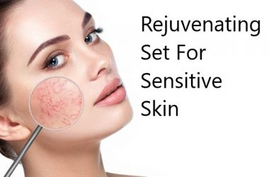 Rejuvenating Set For Sensitive Skin