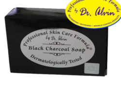 Dr. Alvin Black Charcoal Soap 135g
