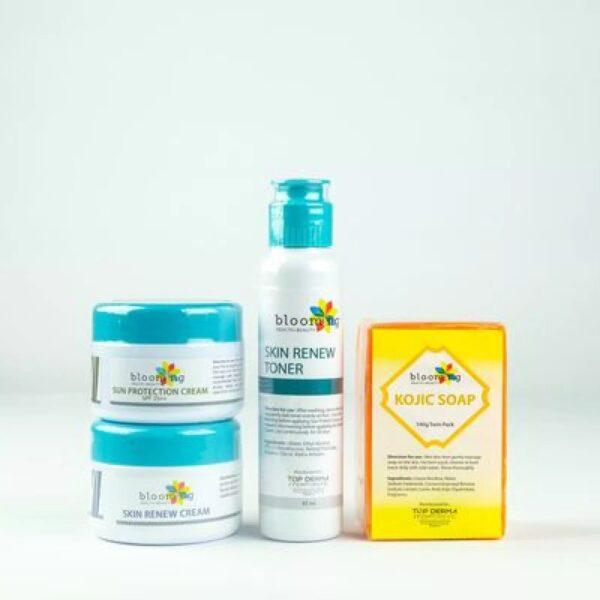 blooming skin renew kit
