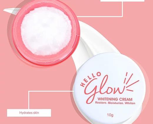 Hello Glow Whitening Cream