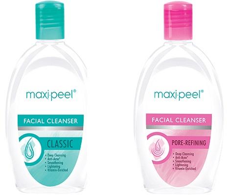 Maxi-Peel Facial Cleanser 135ml