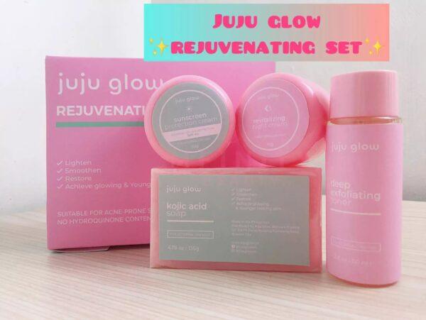 Juju Glow Rejuvenating Set