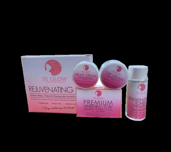 SY Glow Rejuvenating Set